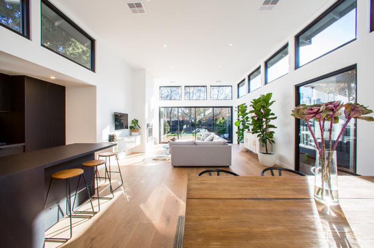 single storey renovation